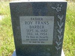 Roy Frans Barber