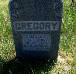 Samuel E Gregory