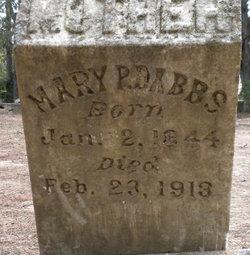 Mary P. <i>Trapp</i> Dabbs