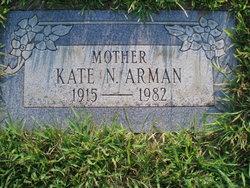 Kate Nadine <i>Brock</i> Arman