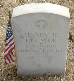 Harry H Hegwer
