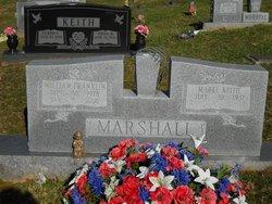 Mabel <i>Keith</i> Marshall