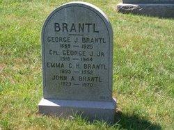 Emma Clover H. <i>Olson</i> Brantl
