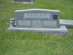 Maude <i>Bass</i> Taylor