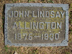 John Lindsay Allington