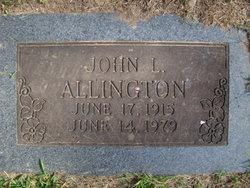 John L Allington
