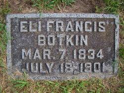 Eli Francis Botkin