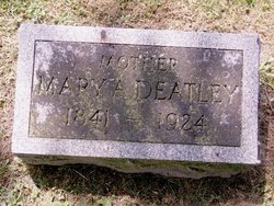 Mary L. Deatley
