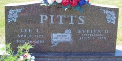 Lee L Pitts