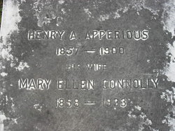 Mary Ellen <i>Connelly</i> Apperious