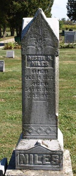 Austin H Niles