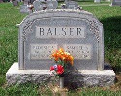 Flossie V. <i>Herring</i> Balser