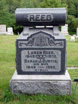 Sarah J. <i>Curtis</i> Reed