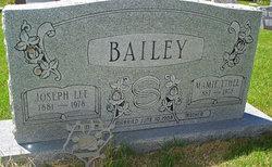 Mamie Ethel <i>Poston</i> Bailey