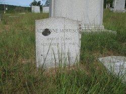 Mabel Adrienne <i>Morrison</i> Bennett