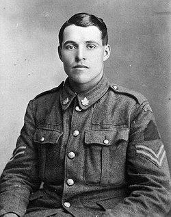 Sgt Hugh Cairns