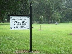 Plains Presbyterian Memorial Gardens