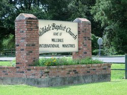 Milldale Baptist Church Cemetery