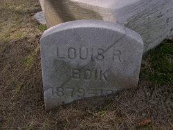 Louis Robert Boik