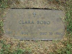 Clara Bobo