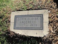Doris Eloise Anderegg