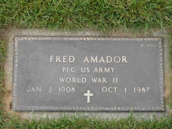 Fred Amador