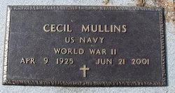 Cecil Richard Mullins