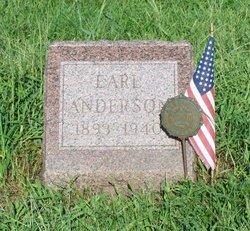 Harry Earl Anderson