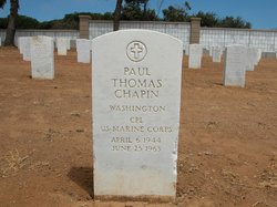 Paul T Chapin