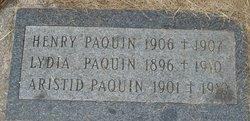 Lydia Paquin