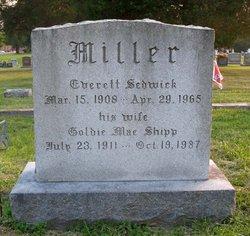 Golda M. <i>Shipp</i> Miller
