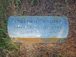 Stephen Haines