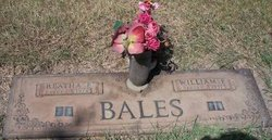 Reatha Evelyn <i>Barnett</i> Bales