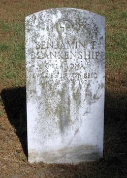 Benjamin E Blankenship