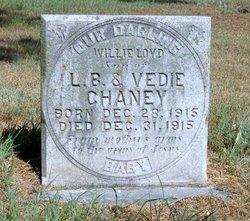 Willie Loyd Chaney