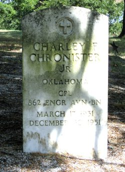 Charley Franklin Chronister, Jr