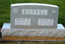Helen M <i>Scott</i> Ruppel