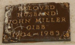 John Miller Gibb