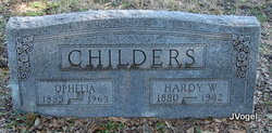Hardy Washington Childers