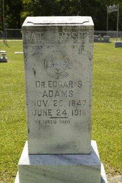 Dr Edgar Sheppard Adams