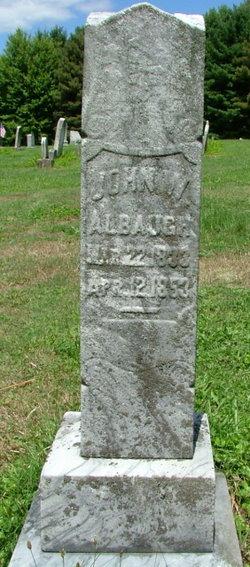 John Wesley Albaugh