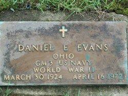 Daniel E Evans, Sr