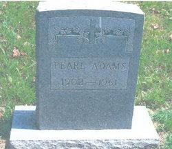 Pearl <i>Wiggins</i> Adams