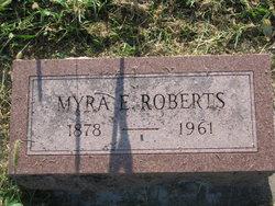 Myra Edith <i>Shannon</i> Roberts