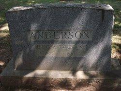 Ethel A <i>Gates</i> Anderson