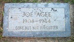 Joe Agee