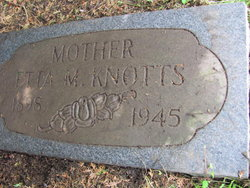 Etta Marie <i>Reed</i> Knotts