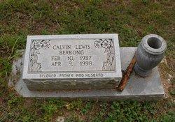 Calvin Lewis Berrong
