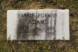 Farrie Furman Adams