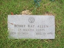 Bobby Ray Allen
